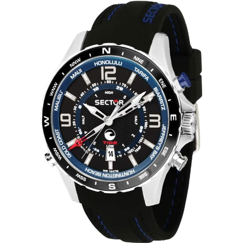 SECTOR MASTER WATCH - R3251506001